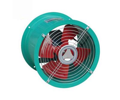 万州DZ系列低噪声轴流式风机