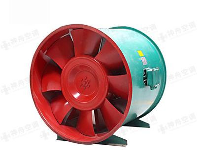 万州HL3-2A高效低噪混流风机